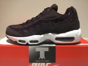 finest selection c6401 1f99d Image is loading Nike-Air-Max-95-Premium-307960-602-Uk-