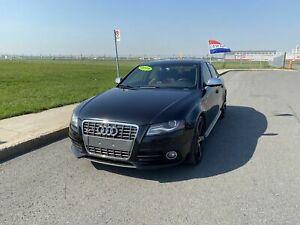 2011 Audi S4 Toit navigation