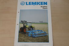 158086) Lemken Grubber Thorit Prospekt 02/2005