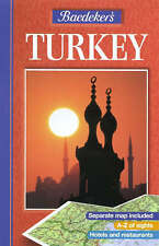 Baedecker's Turkey - in protective plastic case incorporating free city map