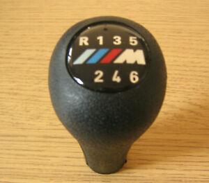 Schaltknauf-Schalthebel-Knauf-6-Gang-fuer-BMW-Serie-M-3-5-E36-E39-E34-E30-X5-E53