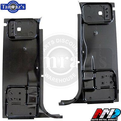 70-74 E-Body Outer Cowl Panel Pillar Support Door Jamb Hinge Floor Rocker AMD PR