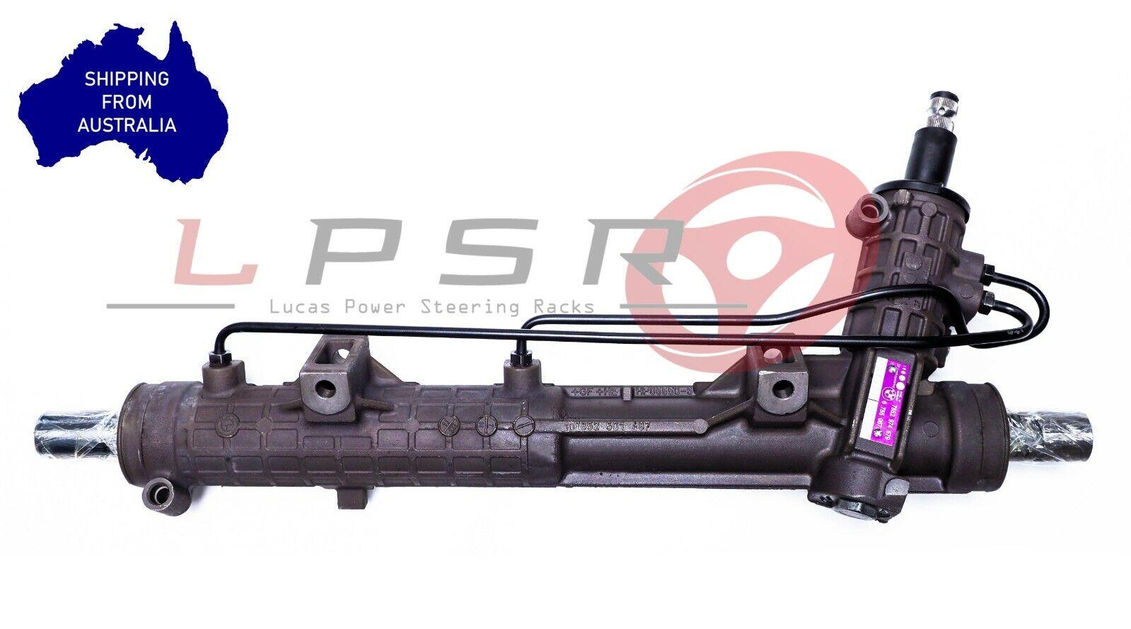 Remanufactured Bmw E46 Power Steering Rack Purple Tag Rhd Suit E30 Conversion Ebay