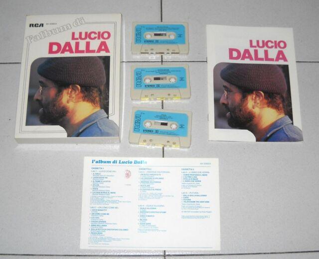 Tutti Gli Album Di Lucio Dalla