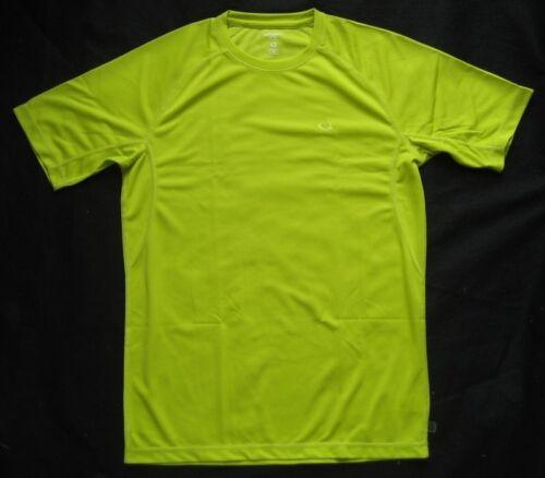 Fitness Shirt T-Shirt Sportshirt Herren Hellgrün neongrün S M L XL XXL XXXL
