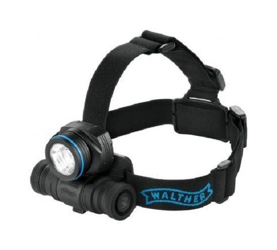 WALTHER Leuchte PRO Hl31R Stirnlampe LED Leuchte WALTHER 750 Lumen inkl Batterien 121f3c
