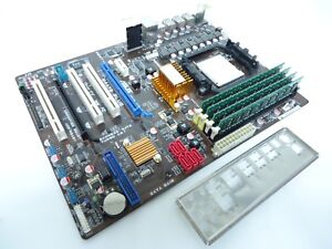 ASUS-M4A78-PLUS-Motherboard-AMD-770-socket-AM2-AM2-DDR2