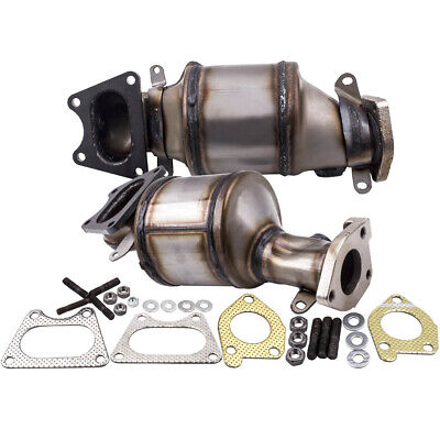 2004-2008 Acura TL 3.2L Front Driver//Passenger Catalytic Converter FITS