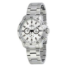 Invicta Specialty Multi-Function Silver Dial Mens Watch 21501