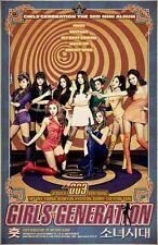 GIRLS' GENERATION SNSD - THE 3RD MINI ALBUM [ HOOT]