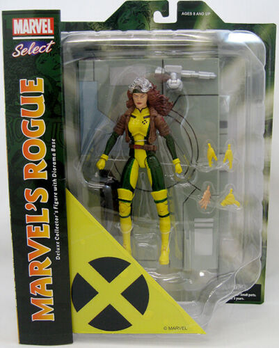 Marvel Select 7 Inch Action Figure X-Men Rogue
