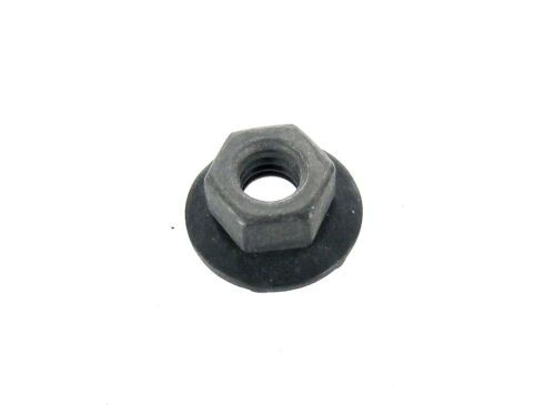 Qty.10 ea. M6-1.0mm x 20mm Long 10mm Hex #386 Toyota Body Bolts /& Barbed Nuts