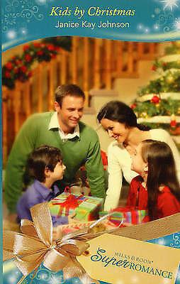 Kids by Christmas by Janice Kay Johnson (Paperback, 2007) Mills & Boon Romance