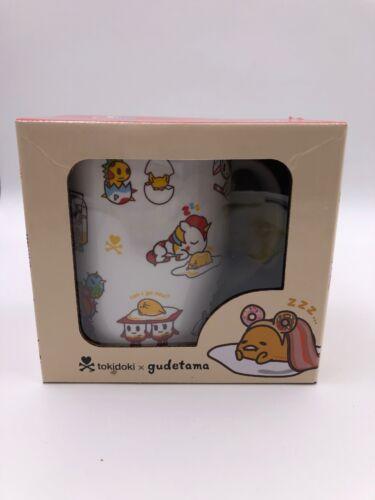 Tokidoki x Gudetama K1 Ceramic Mug
