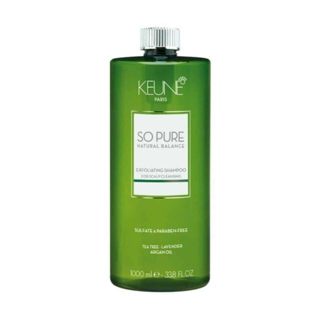 Keune So Pure Exfoliating Shampoo 1 Litre