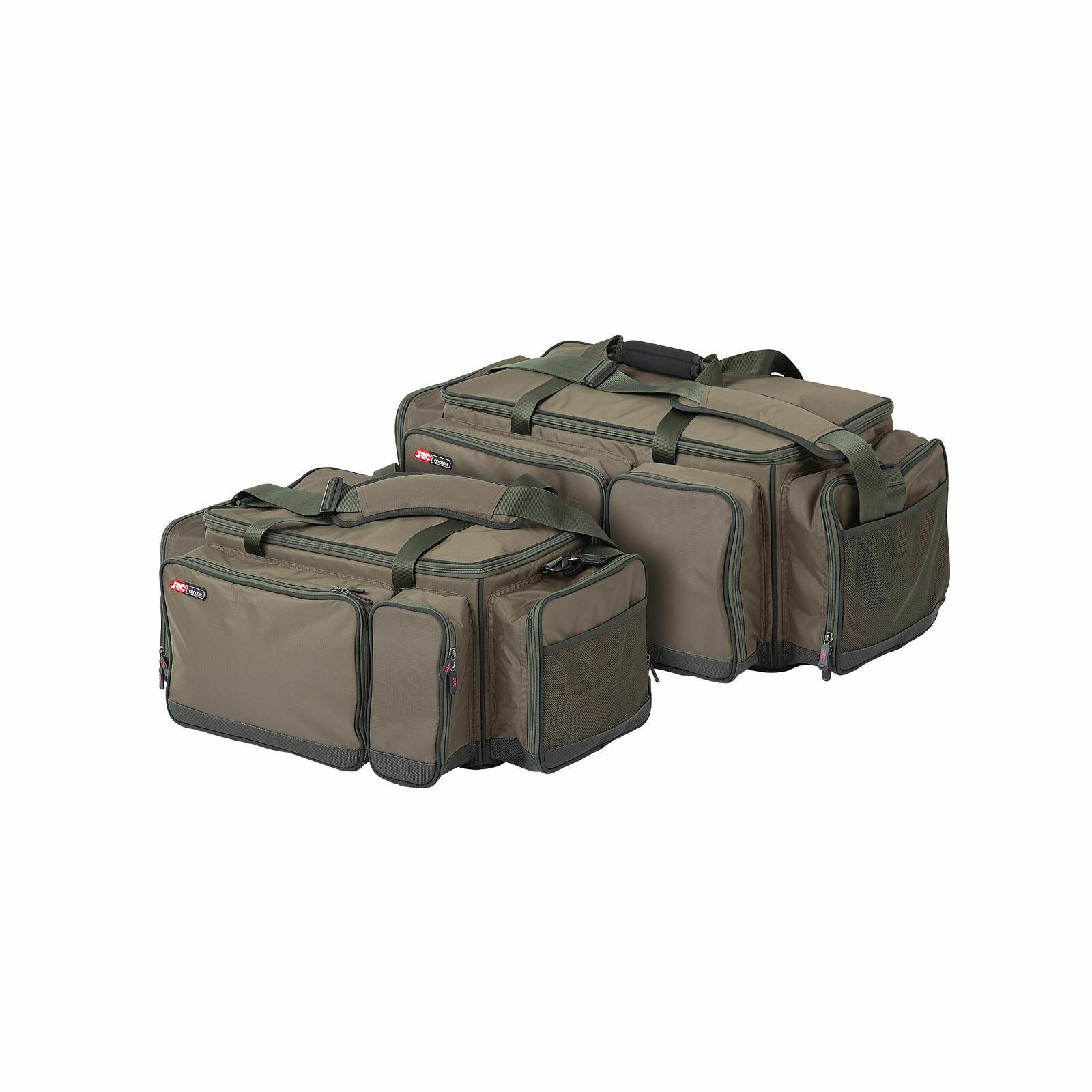 Tasche Karpfenangeln Robust Jrc Cocoon Groß und XL