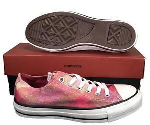Converse by Missoni Chuck Taylor All Star Ox Low Top Glitter PINK ... 78b970ce3