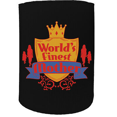 Stubby Holder Funny Novelty Birthday Stubbie Sale Overall Discount 50-70% Worlds Finest Mother