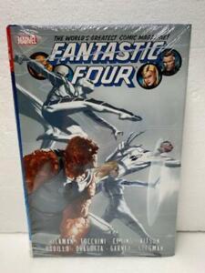 Marvel-FANTASTIC-FOUR-HICKMAN-OMNIBUS-VOL-2-Hardcover-HC-SEALED-NM