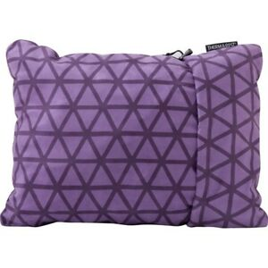 Therm A Rest Compressible Travel Pillow For Camping Backpacking