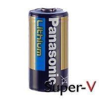 Panasonic CR123A 3V Photo Lithium Batteries - (12 Cells)