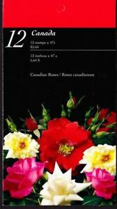 Canada-2001-Booklet-245b-Roses-open-flap