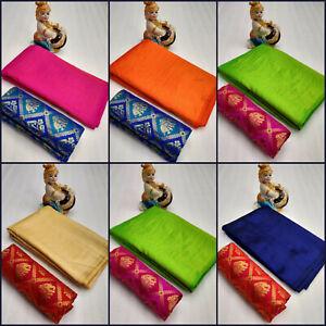 Sinnvoll Saree Indian Designer Pakistani Bollywood Ethnic Sari Traditional With Blouse Ex