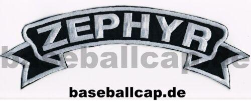 Schiena schiena PATCH RICAMATE n 95 Zephyr Biker Colour ricamate patch