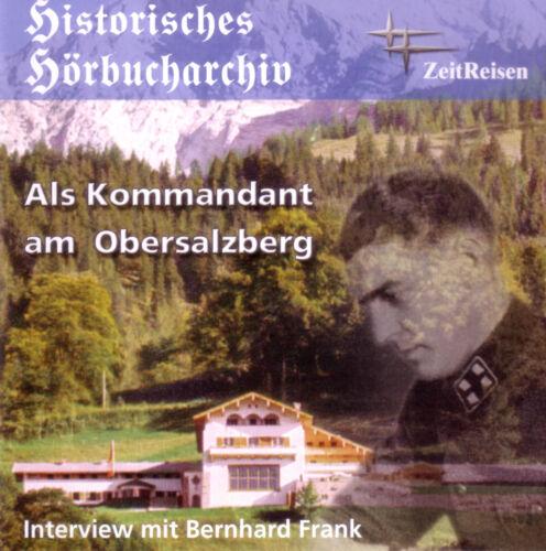 Als Kommandant am Obersalzberg (CD)