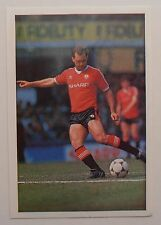 LEAF 100 YEARS OF SOCCER STARS RAY WILKINS MANCHESTER UTD