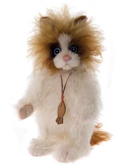 ERBA GATTA il gatto da Charlie Bears MM655517