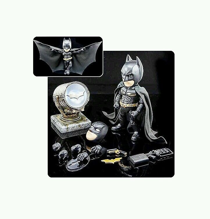 Figuration Batman Du Herocross L'ascension Noir Métal Chevalier uc3lJ5FT1K