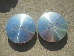 2-Ford-Windstar-Wheel-Center-Caps-Hubcaps-Taurus-95-96-97-98-99-F58A-1A096-KB