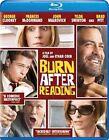 Burn After Reading 0025195049085 With Brad Pitt Blu-ray Region a