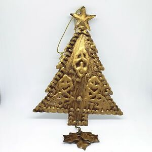 Image result for embossed metal christmas ornaments