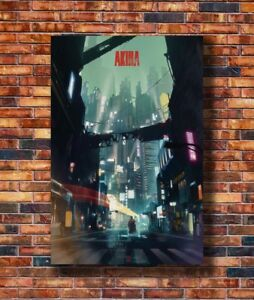Art-Akira-Red-Fighting-Hot-Japan-Anime-Pop-20x30-24x36in-Poster-Hot-Gift-C73