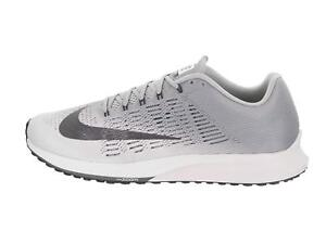 new styles e25f3 d7342 Details about NIKE MENS AIR ZOOM ELITE 9 RUNNING SHOES #863769-100