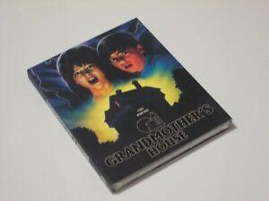 Abuelas-Casa-Blu-ray-Dvd-Con-Slipcover-Brinke-Stevens