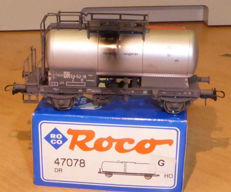Roco Roco Roco 47078 G H0 cisterna Z Dr ep.3, viejo. ce9