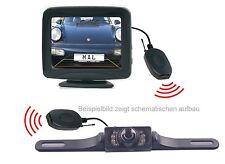 "Aufbau Rückfahr Kamera inkl. 3.5"" Monitor Funkübertrager passt für Mazda"