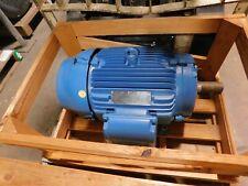 New Weg Electric Motor 25 Hp 575 V 1765 Rpm 2846t 284t 286t Frame Tefc Encl New