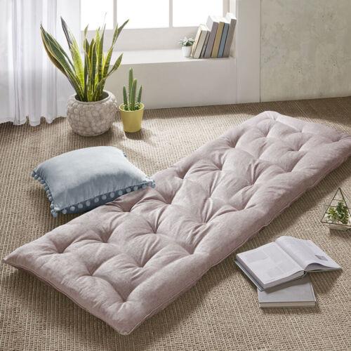 Intelligent Design Edelia Poly Chenille Lounge Floor Pillow Cushion