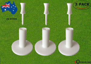 Golf-Rubber-Tees-Winter-Range-Driving-Mat-Tee-with-Free-6-Castle-Tees-3-Pack-AU