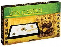 Miniature Zen Garden, Japanese Meditation Home Decor Patio Lawn Office on sale