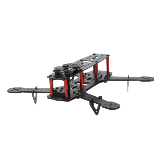 ZMR250 H250 250mm Fiberglass Mini Quadcopter Multicopter Frame Kit Black