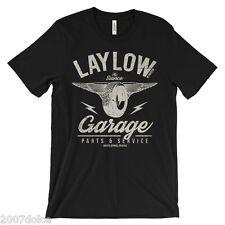Lay Low, Get Noticed - Stance - Static t-Shirt - Slammed, Dapper, Illest