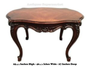 Antique-French-Louis-XV-Style-Center-Table-10262