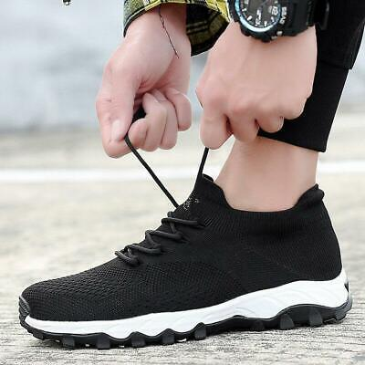 Trainers Mens Breathable Shoes Running Outdoor Casual Sport Sneakers Gym ALL SZ