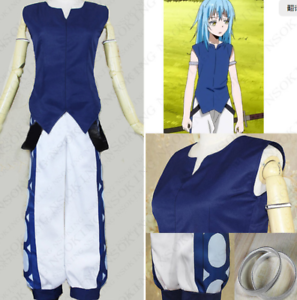 Time I Had Reincarnated as a Cosplay Slime Rimuru Tempest Custom Made Costume