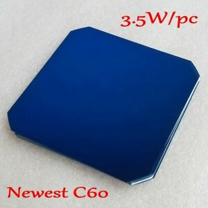 Maxeon Sunpower flexible monocrystalline solar cells C60 3.55W 5x5
